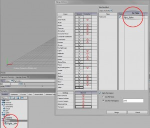 How to Merge Characters in MotionBuilder