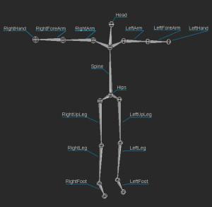 A 10 Step Guide to Building a Skeleton for MotionBuilder