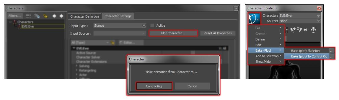 Characters_PlotToControlRig